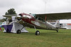 D-EFTH Cessna 195B c/n 16087 Schaffen-Diest/EBDT 14-08-11
