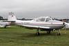 D-EGWK Focke-Wulf FWP-149D c/n 174 Schaffen-Diest/EBDT 14-08-11
