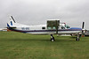 OO-JEE Cessna 208B c/n 208B-0879 Schaffen-Diest/EBDT 14-08-11