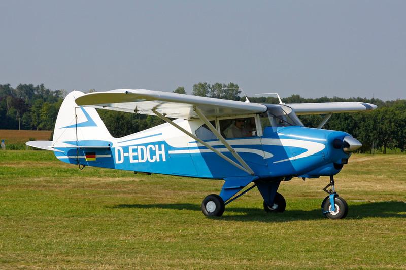 D-EDCH Piper PA-22-160 Tri-Pacer c/n 22-7419 Schaffen-Diest/EBDT 11-08-12