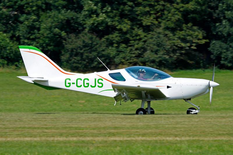 G-CGJS Czech Aircraft Works SportCruiser c/n LAA 338-14962 Schaffen-Diest/EBDT 12-08-12