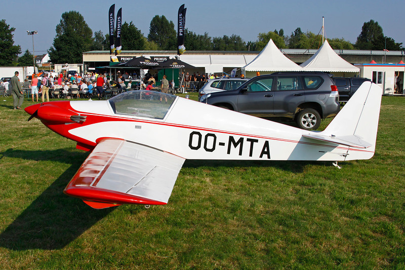 OO-MTA Alpavia RF-3 c/n 30 Schaffen-Diest/EBDT 11-08-12