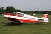 HB-SEW SAN Jodel DR.1050 Ambassadeur c/n 223 Schaffen-Diest/EBDT 12-08-12