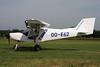 OO-E62 DEA-Aircraft Yuma c/n 1970540 Schaffen-Diest/EBDT 12-08-12