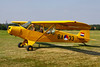 N298SQ (8A-33) Piper L-18C-95 Super Cub c/n 18-1586 Schaffen-Diest/EBDT 11-08-12