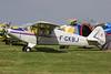 F-GKBJ Piper PA-12 Super Cruiser c/n 12-3521 Schaffen-Diest/EBDT 11-08-12