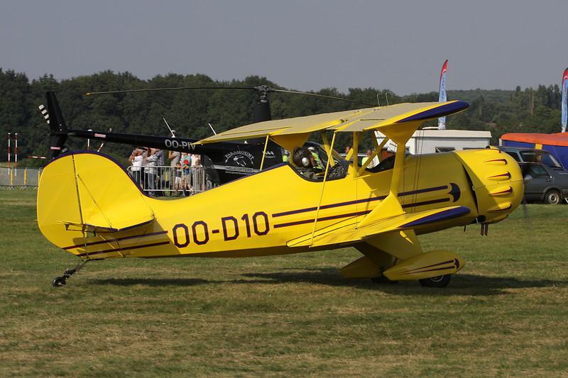 OO-D10 Murphy Renegade Spirit c/n 388 Schaffen-Diest/EBDT 11-08-12