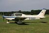 D-EACP Wassmer WA.41 Baladou c/n 155 Schaffen-Diest/EBDT 12-08-12