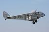EI-ABI de Havilland DH-84 Dragon II c/n 6105 Schaffen-Diest/EBDT 12-08-12