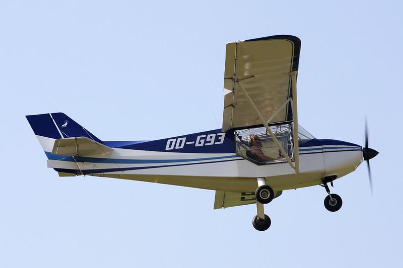 OO-G93 Rans S.6 Coyotte II c/n 0194717 Schaffen-Diest/EBDT 11-08-12