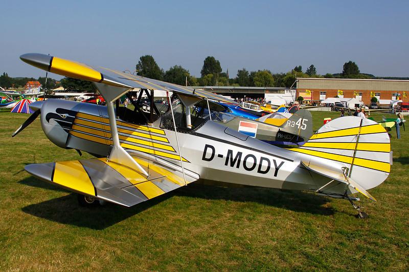 D-MODY Murphy Renegade Spirit c/n unknown Schaffen-Diest/EBDT 11-08-12