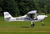 OO-E21 Aeropro Eurofox c/n 12402 Schaffen-Diest/EBDT 12-08-12