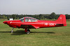 HB-UOH Aviamilano F.8L Falco II c/n 105 Schaffen-Diest/EBDT 12-08-12
