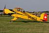 OE-ACS Historic Aircraft Service T.131PA Jungmann c/n 120 Schaffen-Diest/EBDT 11-08-12