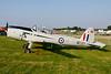 HB-TUT (WD347) de Havilland Canada DHC-1 Chipmunk 22 c/n C1/0284 Schaffen-Diest/EBDT 11-08-12