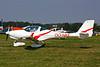 OO-NKE Aquila A.210 c/n 149 Schaffen-Diest/EBDT 11-08-12
