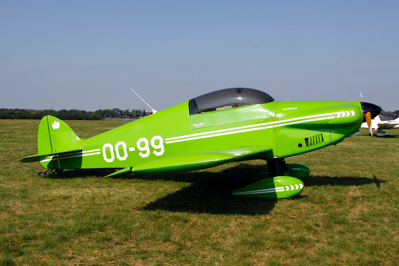 OO-99 Monnett Sonerai IIL c/n 919 Schaffen-Diest/EBDT 11-08-12