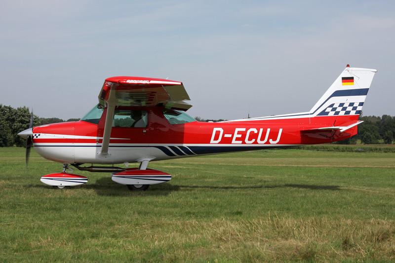 D-ECUJ Reims-Cessna FRA.150L Aerobat c/n 0184 Schaffen-Diest/EBDT 12-08-12