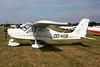 OO-H18 Tecnam P.92 Echo c/n 1450 Schaffen-Diest/EBDT 17-08-13