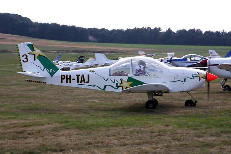 PH-TAJ (3) Pottier P.220S Koala c/n 166 Schaffen-Diest/EBDT 17-08-13