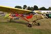 D-EKQD Piper L-18C 95 Super Cub c/n 18-1508 Schaffen-Diest/EBDT 13-08-16
