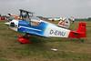 D-EINU Stark Turbulent D c/n 132 Schaffen-Diest/EBDT 14-08-16