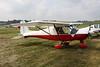 D-MTRL Ikarus Comco C-42 Cyclone c/n 9607-6003 Schaffen-Diest/EBDT 14-08-16