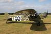 D-EJIZ (59-L) Piper J/3C 90 Cub c/n 3888 Schaffen-Diest/EBDT 13-08-16