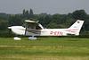 D-ETTL Cessna 172R c/n 172-81217 Schaffen-Diest/EBDT 14-08-16