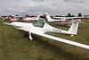 G-CFPG Technoflug Carat A c/n CA-031 Schaffen-Diest/EBDT 16-08-14