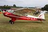 OY-ALR Piper L-4J Grasshopper c/n 12987 Schaffen-Diest/EBDT 16-08-14