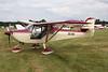 OO-D61 Aeropro Eurofox c/n 10001 Schaffen-Diest/EBDT 16-08-14