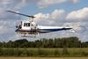 OO-FBR Agusta-Bell 47J-2 Ranger c/n 2061 Hasselt-Kiewit/EBZH 29-08-09