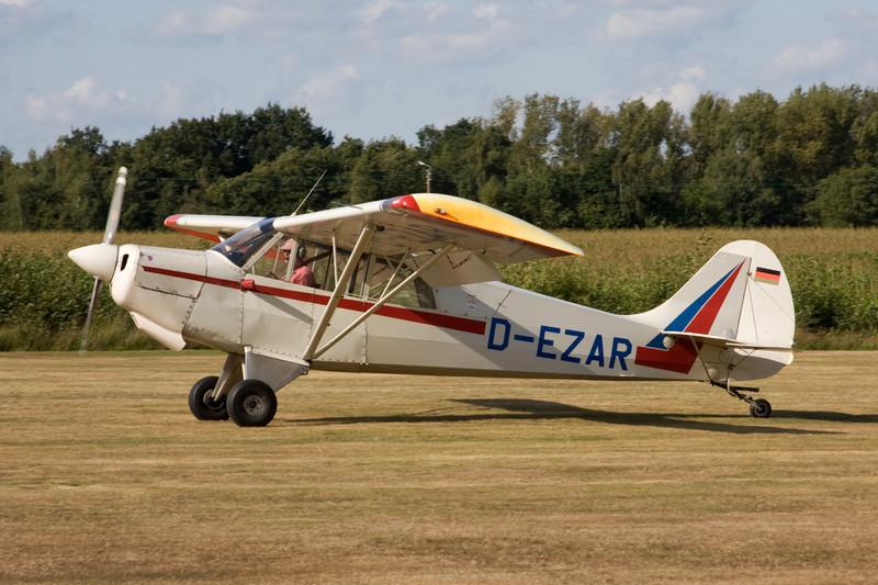 D-EZAR Christen Husky A-1 c/n 1235 Hasselt-Kiewit/EBZH 29-08-09