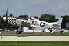 N351BD (NL351BD/WZ-I/472218) North American P-51D Mustang c/n 124-44490 Oshkosh/KOSH/OSH 28-07-10