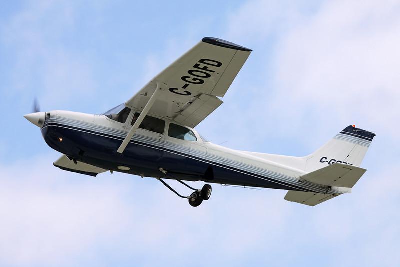 C-GOFD Cessna 172RG Cutlass c/n 172RG-0615 Oshkosh/KOSH/OSH 28-07-10