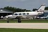 N476EB Piper PA-31-325 Navajo C/R c/n 31-7612059 Oshkosh/KOSH/OSH 28-07-10