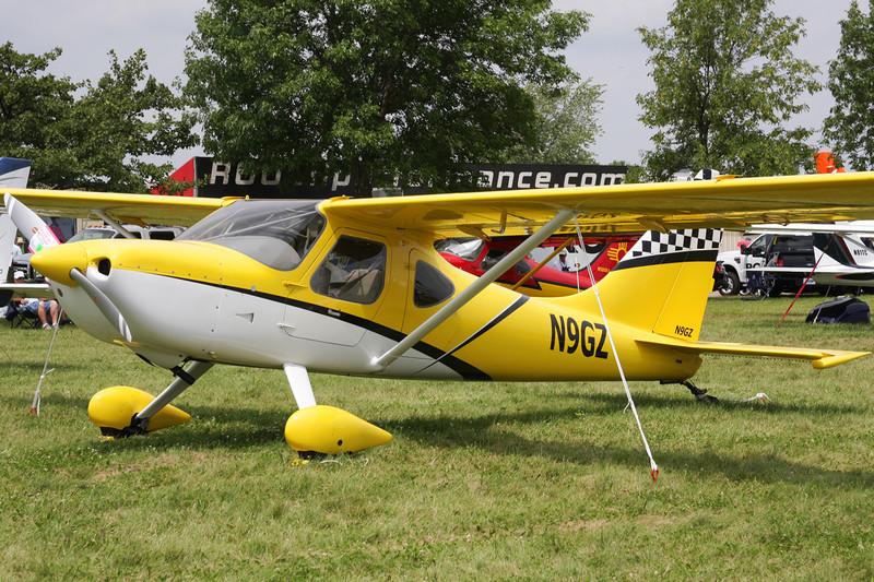 N9GZ Stoddard-Hamilton Glasair Sportsman GS-2 c/n 7128 Oshkosh/KOSH/OSH 27-07-10