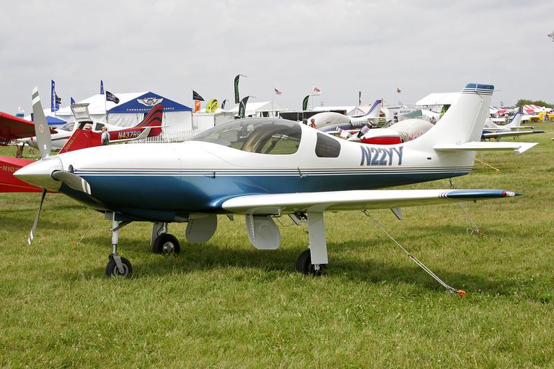N22YY Neico Lancair Legacy 2000 c/n L2K-144 Oshkosh/KOSH/OSH 27-07-10