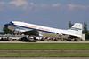 "N44V Douglas DC-3 C-47-DL ""Carolina Aviation Museum"" c/n 4545 Oshkosh/KOSH/OSH 29-07-10"