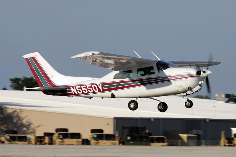 N5550Y Cessna T.210N Turbo Centurion c/n 210-64242 Oshkosh/KOSH/OSH 26-07-10