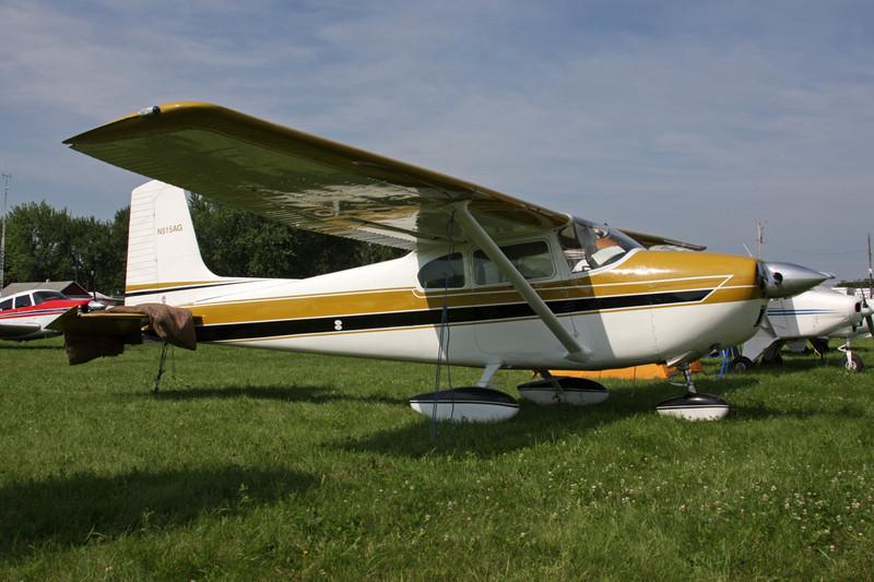 N515AG Cessna 182B c/n 51986 Oshkosh/KOSH/OSH 27-07-10