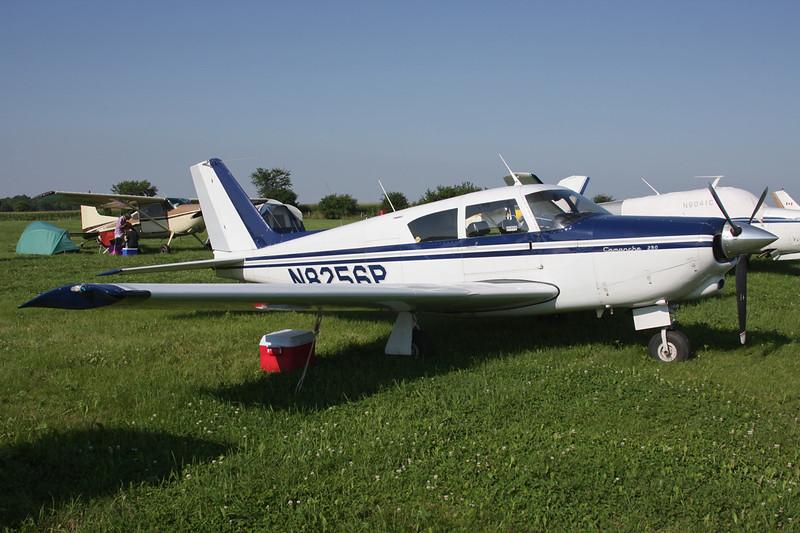 N8256P Piper PA-24-250 Comanche c/n 24-3233 Oshkosh/KOSH/OSH 29-07-10
