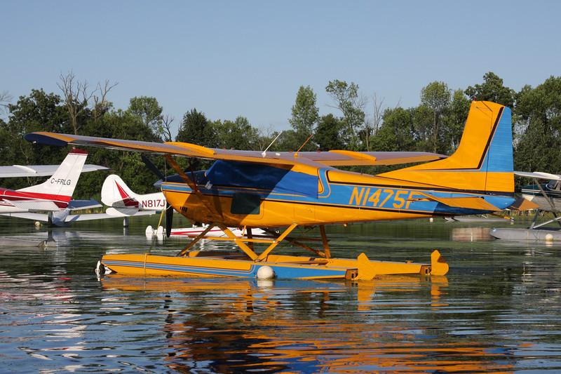N1475F Cessna A.185F Skywagon 185 c/n 185-02853 Oshkosh/KOSH/OSH 28-07-10