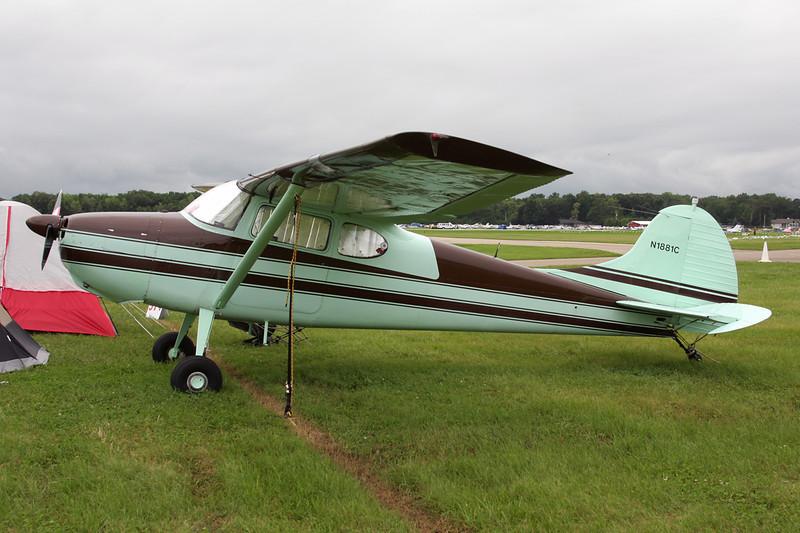 N1881C Cessna 170B c/n 26025 Oshkosh/KOSH/OSH 28-07-10
