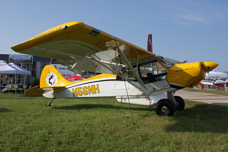 N56NH Aviat Husky A-1C c/n 3097 Oshkosh/KOSH/OSH 27-07-10