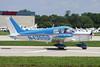 N43559 Piper PA-28-140 Cherokee c/n 28-7425378 Oshkosh/KOSH/OSH 28-07-10