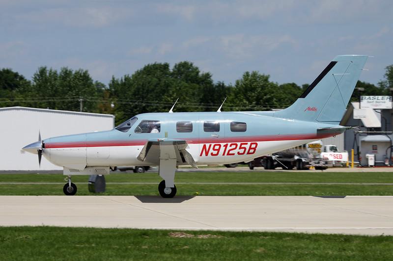 N9125B Piper PA-46-310P Malibu c/n 4608068 Oshkosh/KOSH/OSH 28-07-10
