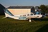 N209RR Piper PA-34-200T c/n 34-7870267 Fond du Lac/KFLD/FLD 25-07-10