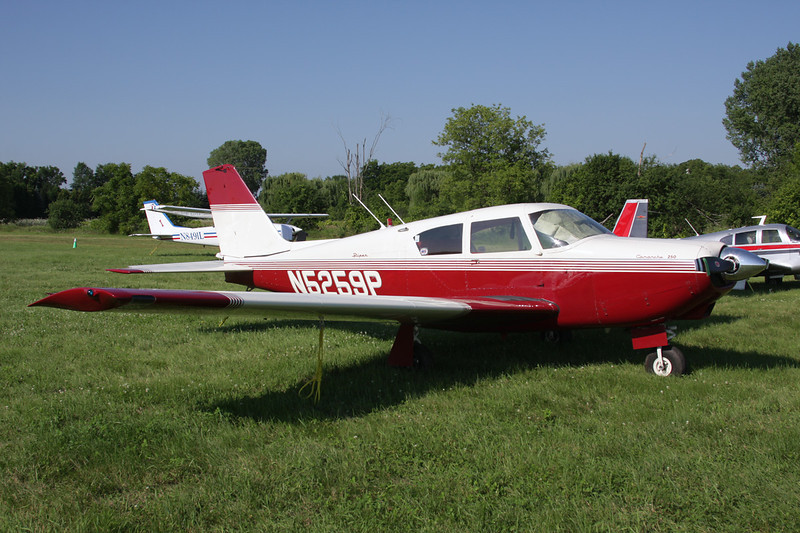 N5259P Piper PA-24-250 Comanche c/n 24-293 Oshkosh/KOSH/OSH 29-07-10